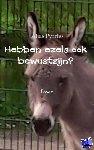 Pyrrho, Alias - Hebben ezels ook bewustzijn? - POD editie