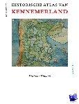 Speet, Ben - Historische atlas van Kennemerland