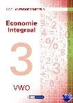Bielderman, Ton, Duijm, Herman, Gorter, Gerrit, Leyendijk, Gerda, Scholte, Paul, Spierenburg, Theo - Economie Integraal vwo Antwoordenboek 3