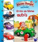 Bélineau, Nathalie, Beaumont, Émilie - Kleine Bengel ontdekt - Grote en kleine auto's