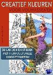 Lucas, Joop - Creatief kleuren voor volwassenen - POD editie