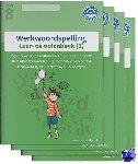 - Werkwoordspelling Leer- en Oefenboeken groep 8 - Compleet pakket