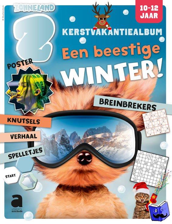 - Zonneland kerstvakantieboek 2019