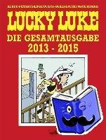 Achdé, Gerra, Laurent - Lucky Luke Gesamtausgabe 2013-2015
