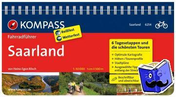 Rösch, Heinz E - RF6254 Saarland Kompass