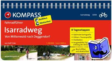 Enke, Ralf - FF6434 Isarradweg, Mittenwold nach DeggendoFF Kompass