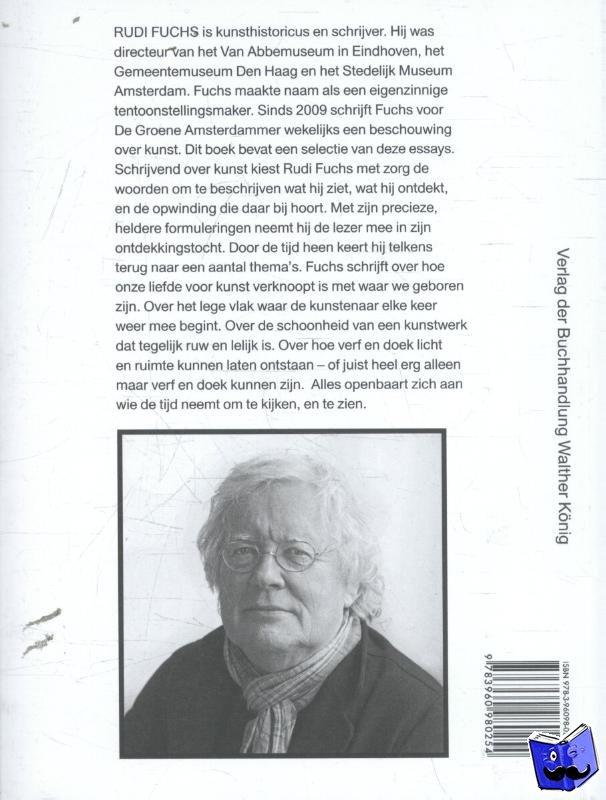 Fuchs, Rudi - Opwinding