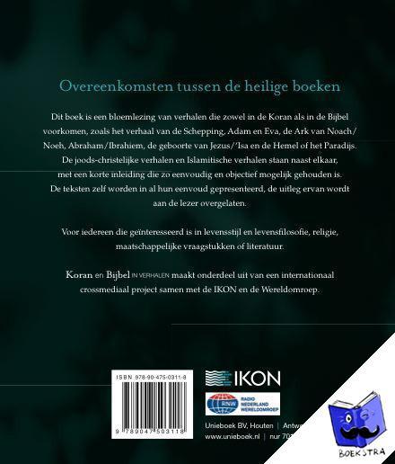 Borg, Marlies ter - Koran en Bijbel in verhalen