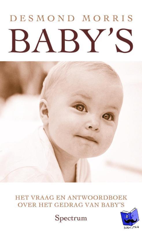Morris, Desmond - Baby's - POD editie