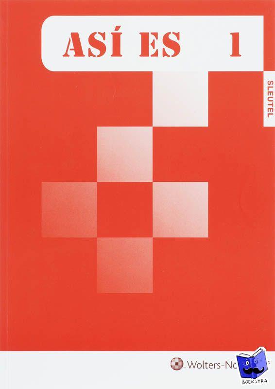 Linden, Marja van der, Esch, K. van, Escofet, A. - Sleutel