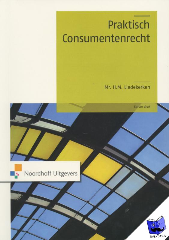 Liedekerken, H.M. - Praktisch Consumentenrecht