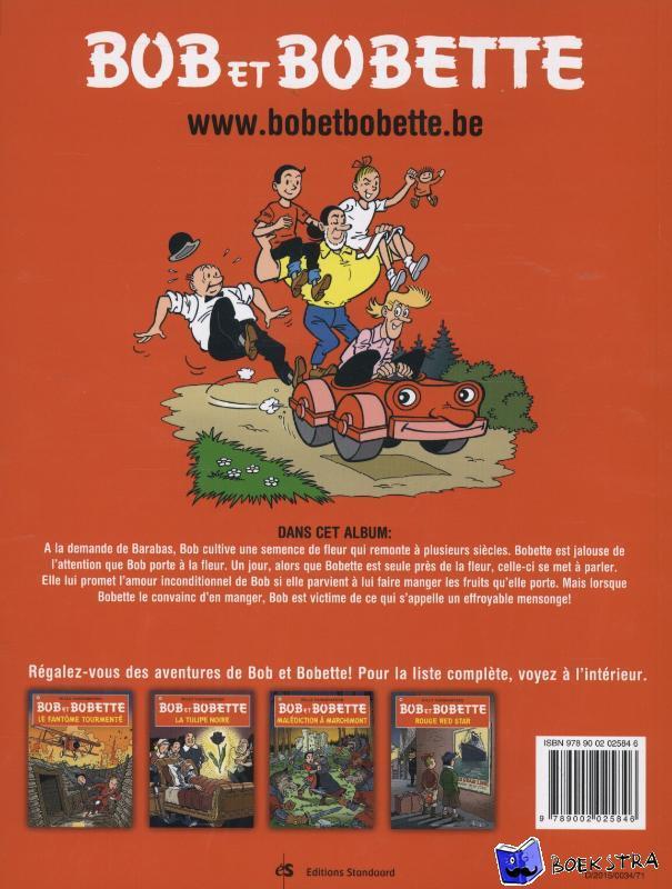 Vandersteen, Willy, Gucht, Peter van - Bob et Bobette Bob Bobette 329 Bob l'enchanteur