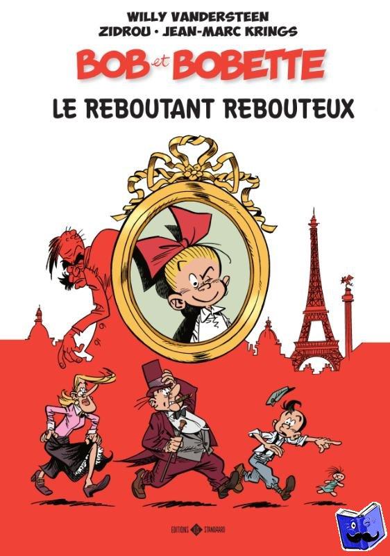 Vandersteen, Willy - Le Reboutant Rebouteux