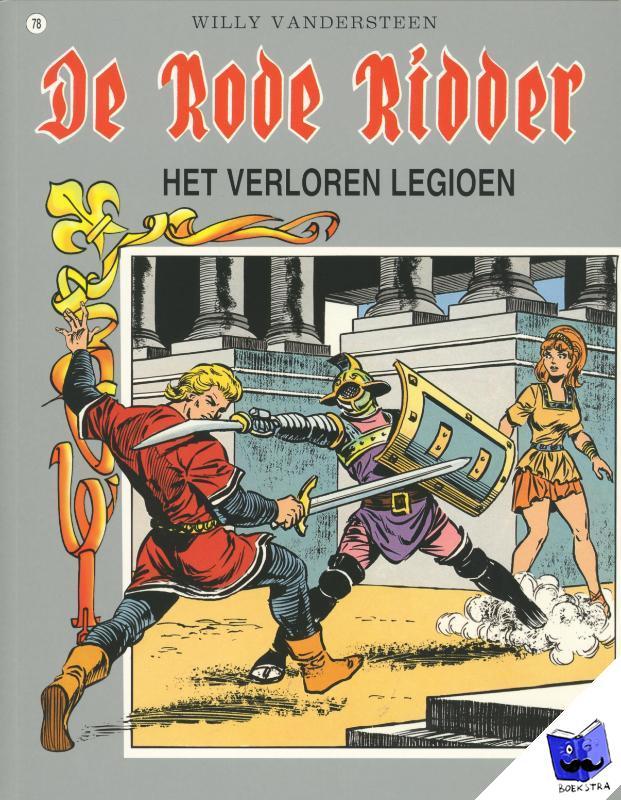 Vandersteen, Willy - De Rode Ridder 078 Verloren legioen