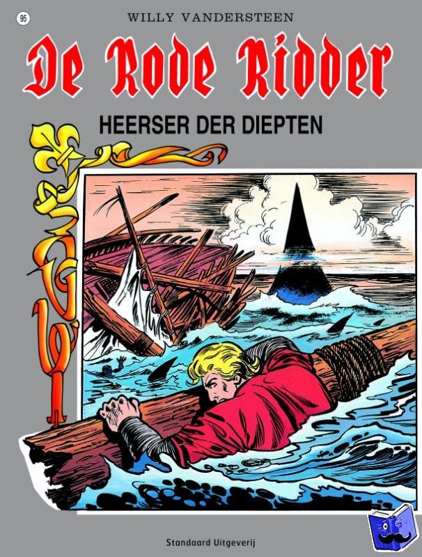 Vandersteen, Willy - Heerser der diepten 095 Rode Ridder