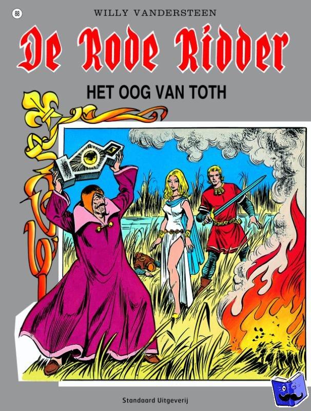 Vandersteen, Willy - Oog van Toth