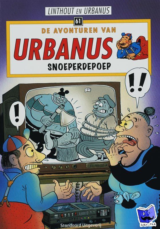 Linthout, Willy, Urbanus - Snoeperdepoep