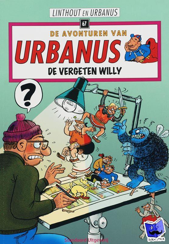 Linthout, Willy, Urbanus - De vergeten Willy