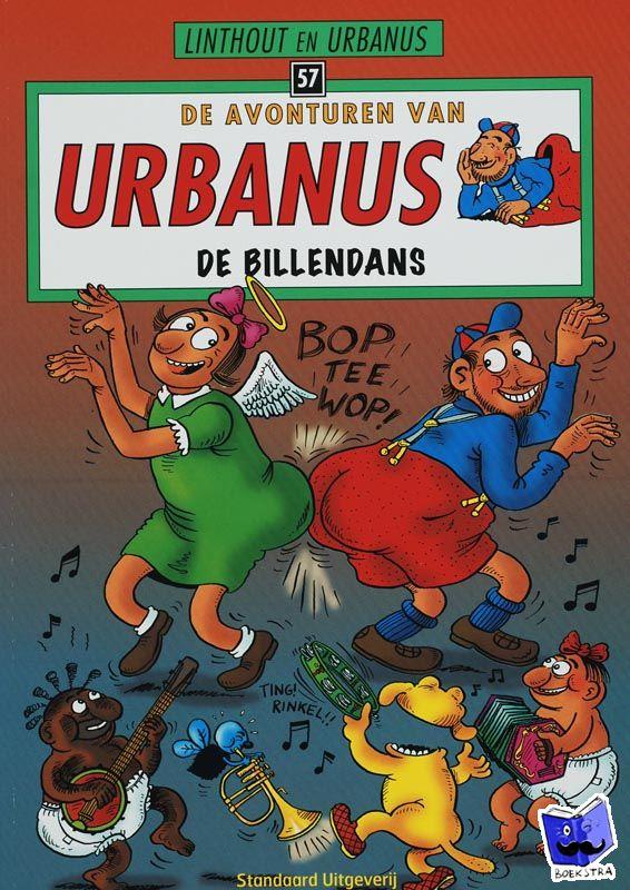 Linthout, Willy, Urbanus - De avonturen van Urbanus De billendans 57