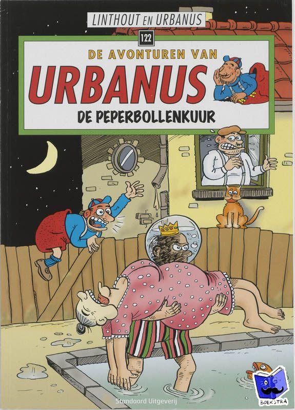 Linthout, Willy, Urbanus - De peperbollenkuur