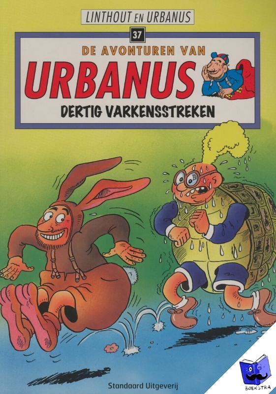 Urbanus - Urbanus Dertig varkensstreken