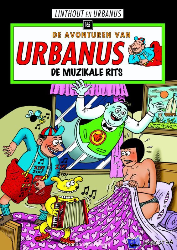 Linthout, Willy, Urbanus - De muzikale rits