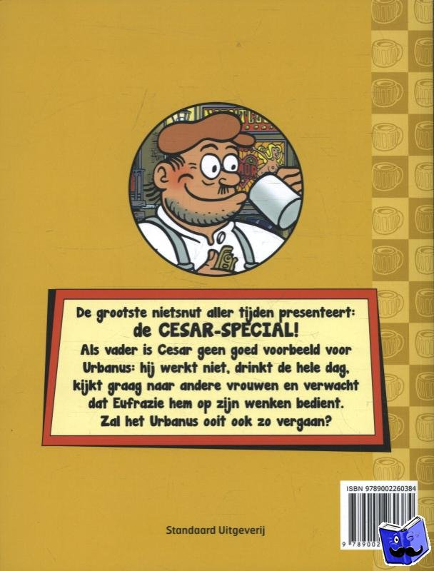 Linthout, Willy, Urbanus - Cesar special