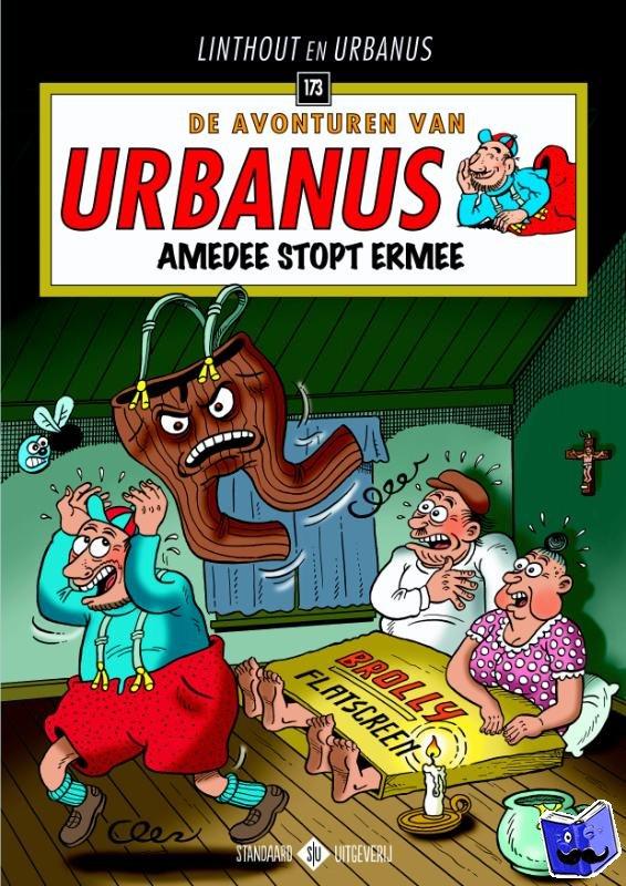 Linthout, Willy, Urbanus - Amedee stopt ermee