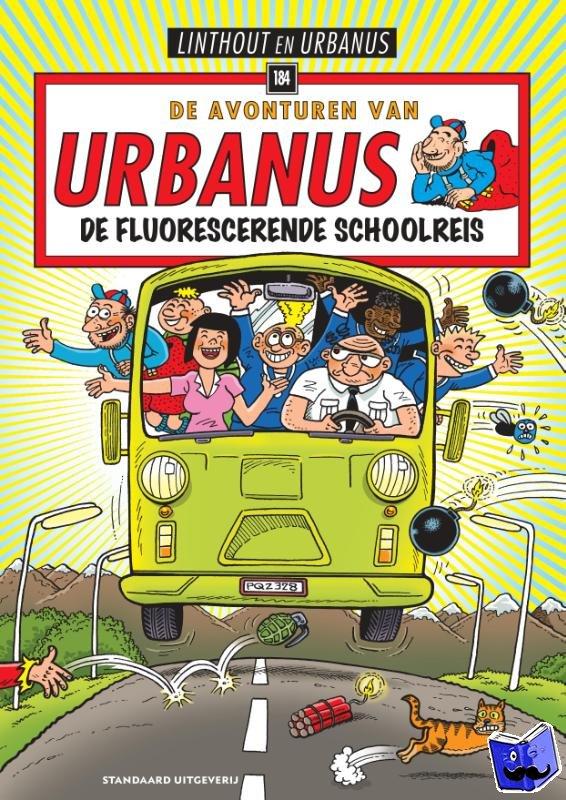 Linthout, Willy, Urbanus - De fluorescerende schoolreis