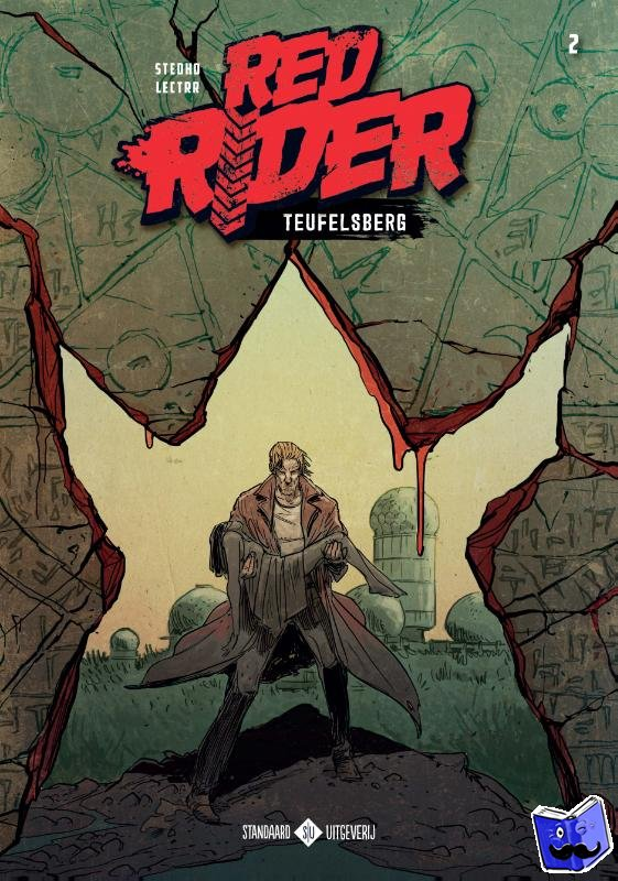 Stedho, Lectrr - Red Rider Teufelsberg