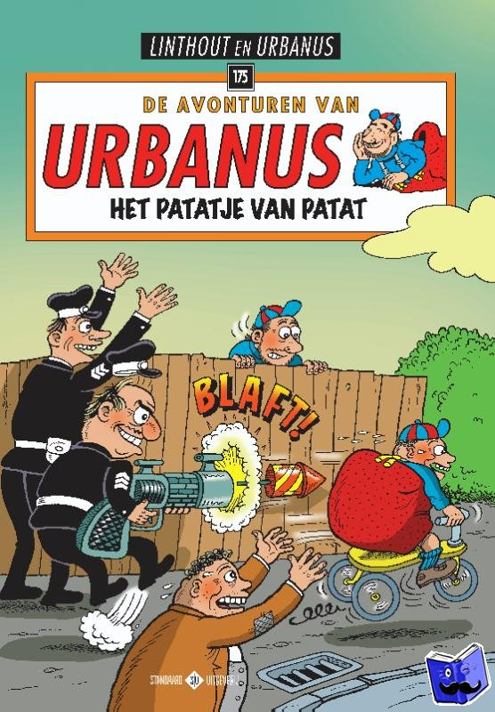 Linthout, Willy, Urbanus - Het patatje van Patat