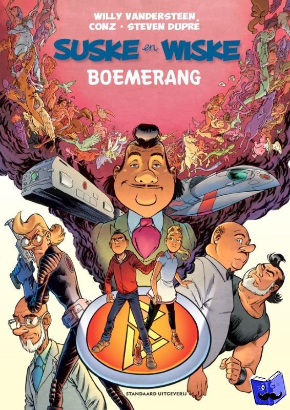 Vandersteen, Willy - Boemerang
