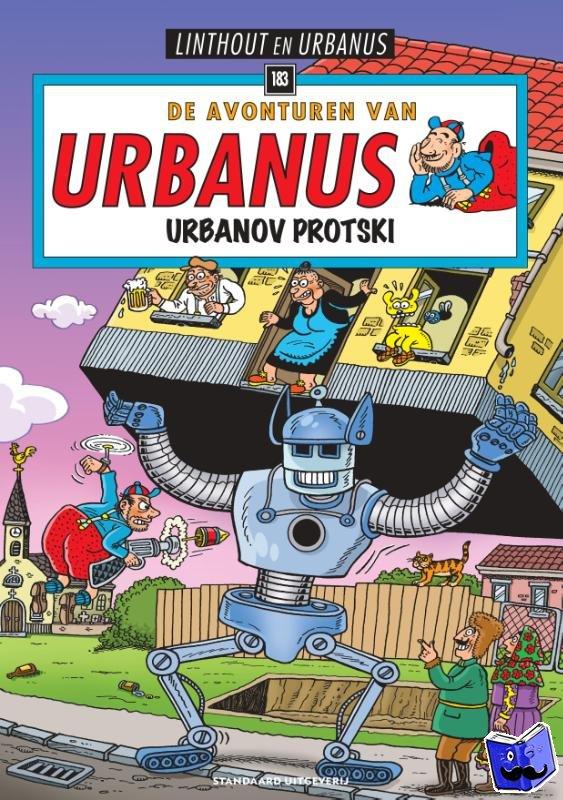 Linthout, Willy, Urbanus - Urbanov Protski