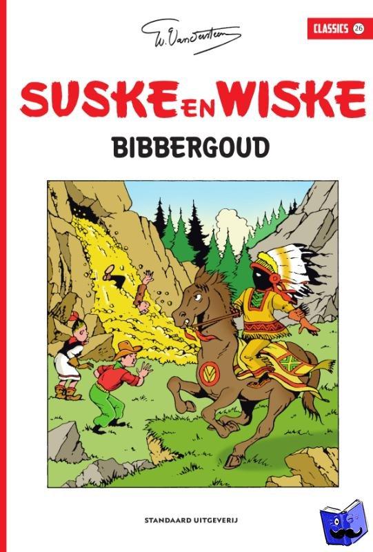 Vandersteen, Willy - Bibbergoud