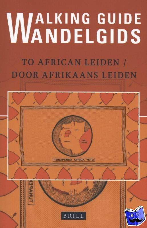 Roos, Edith de, Damen, Jos - Walking Guide to African Leiden/Wandelgids door Afrikaans Leiden