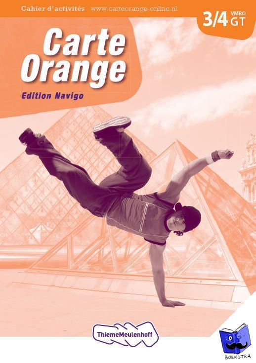 - Carte Orange 3/4 vmbo Cahier d'activités Ed.Navigo
