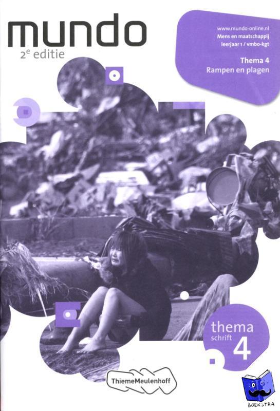Coffeng, Liesbeth, Peenstra, Theo - Mundo  1 vmbo-kgt rampen en plagen Themaschrift 4