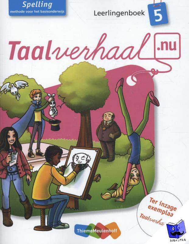 Berg, Hetty van den, Berg, Tamara van den, Driel-Copper, Jannie van, Engelbertink, Irene - Leerlingenboek