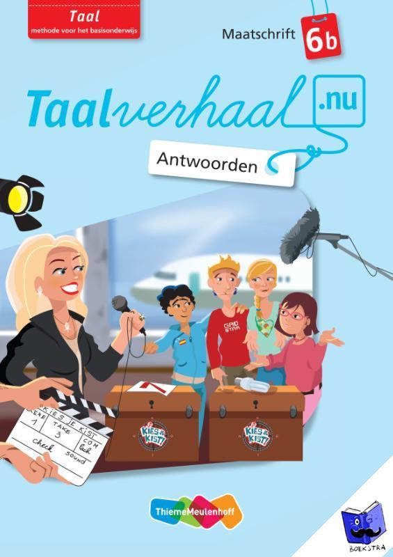 Berg, Hetty van den, Berg, Tamara van den, Driel-Copper, Jannie van, Engelbertink, Irene - Antwoorden