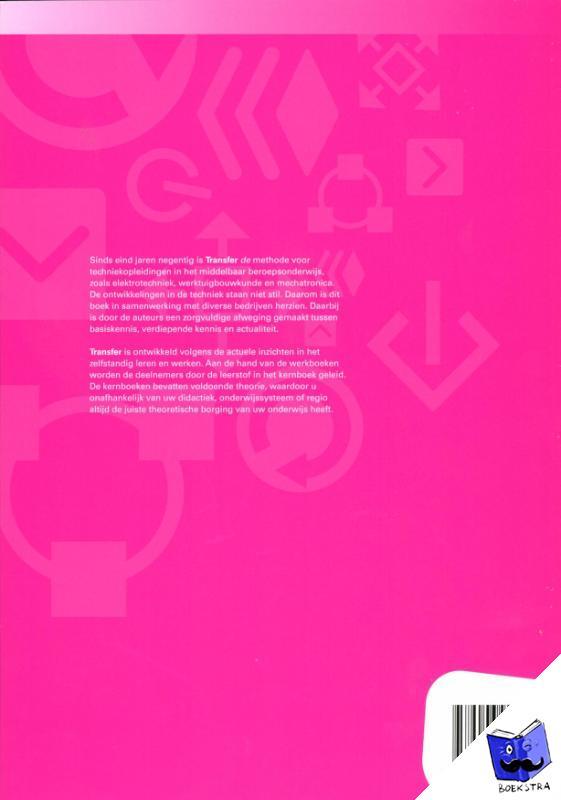 Bos, K. van den - Tr@nsfer-e  Informatietechniek 1MK Leerwerkboek