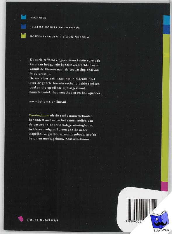 Noy, D., Maessen, H., Boom, P. van, Raadschelders, J.G.M., Vissers, M.M.J. - Jellema 8 Woningbouw