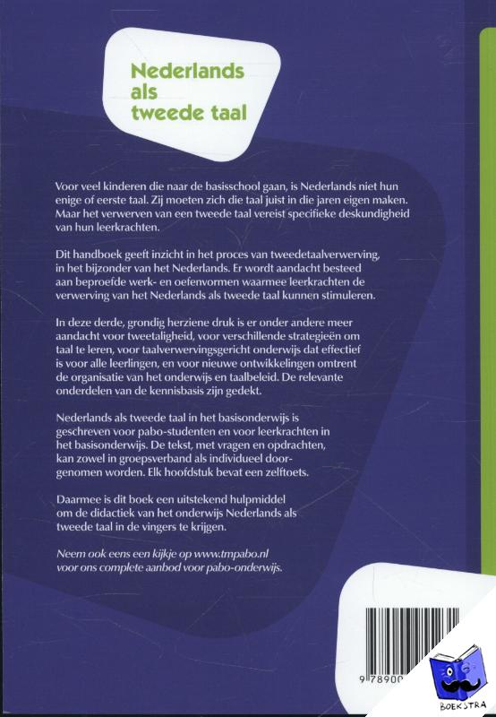 - Nederlands als 2e taal in het basisonderwijs