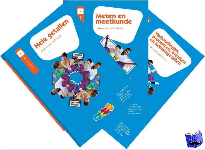 - Serie Reken- en wiskundedidactiek kortingspakket