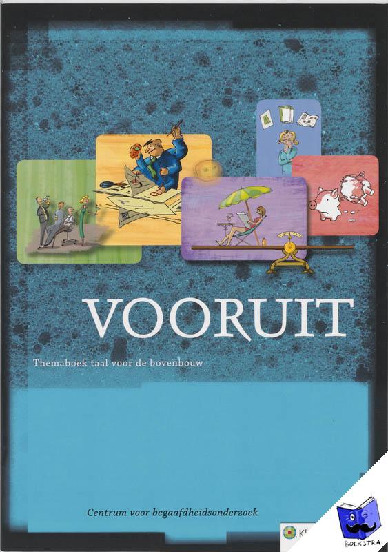 - VOORUIT. Themaboek taal voor de bovenbouw - POD editie