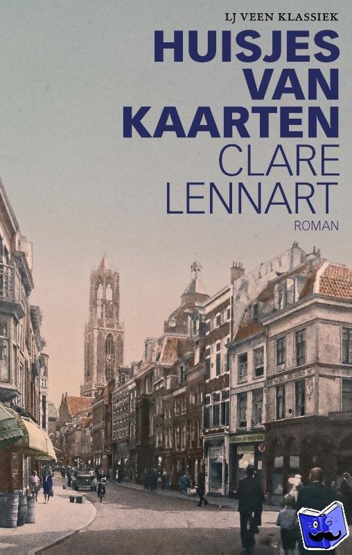 Lennart, Claire - Huisjes van kaarten