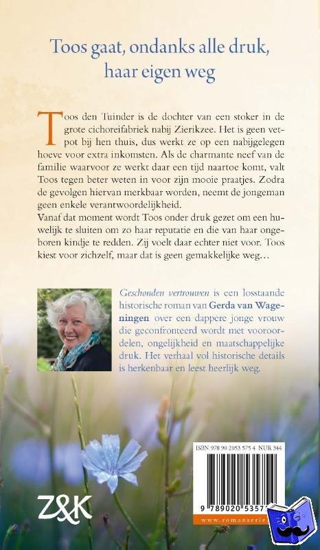 Wageningen, Gerda van - Geschonden vertrouwen