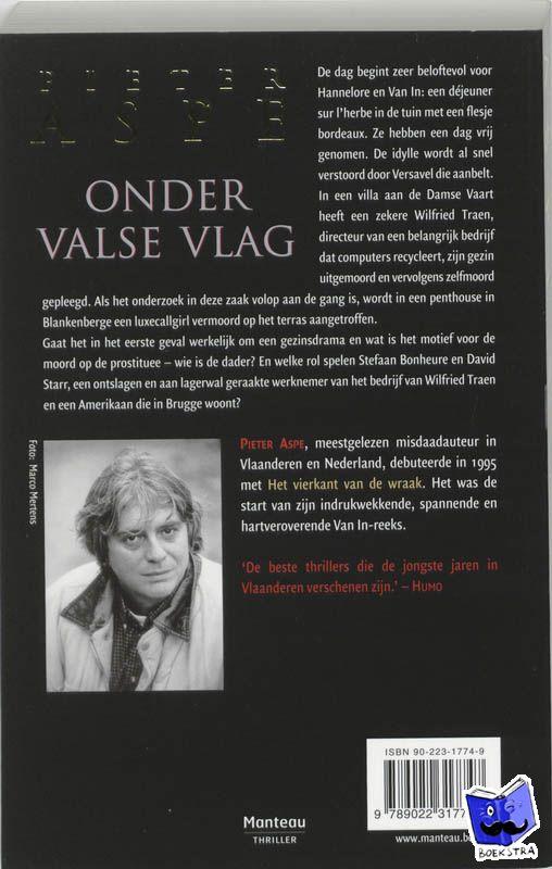 Aspe, Pieter - Onder valse vlag