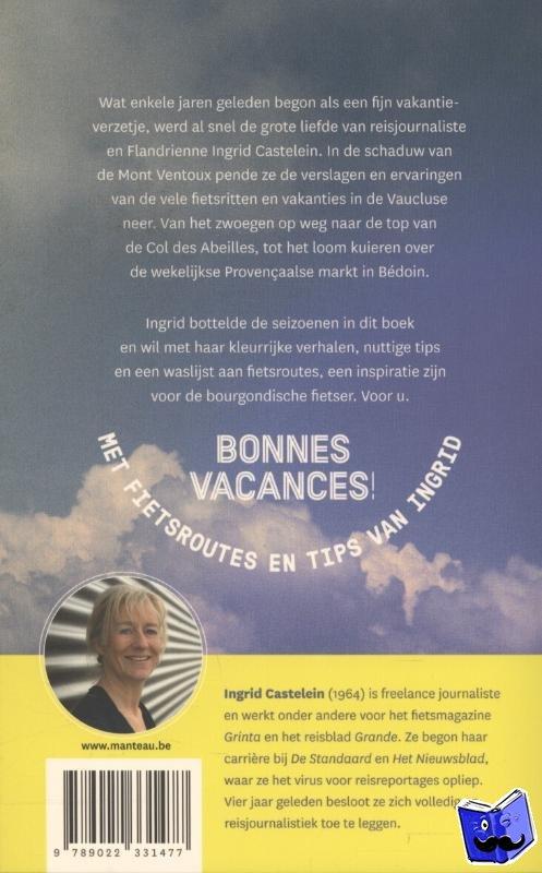 Castelein, Ingrid - Mon(t) Ventoux