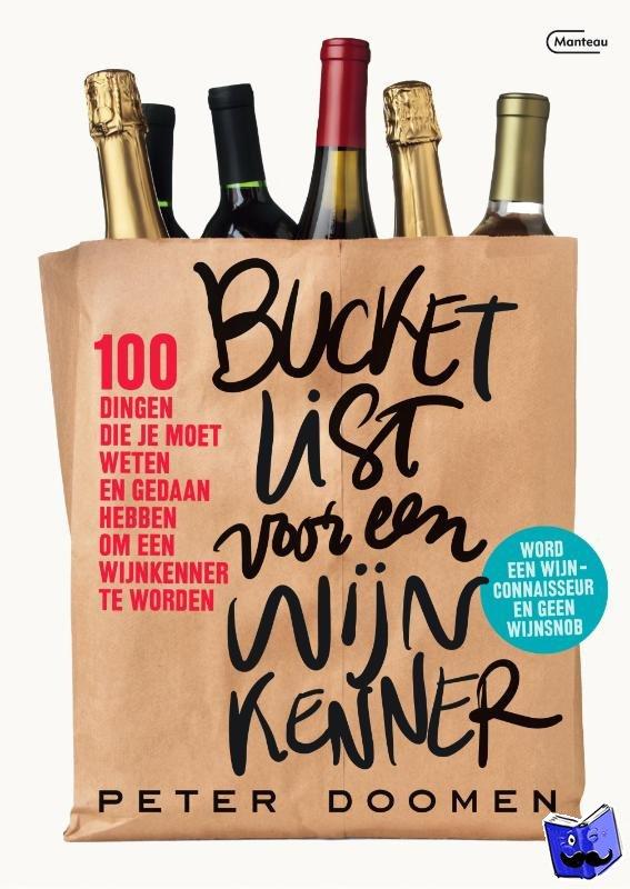 Doomen, Peter - Bucketlist voor een wijnkenner
