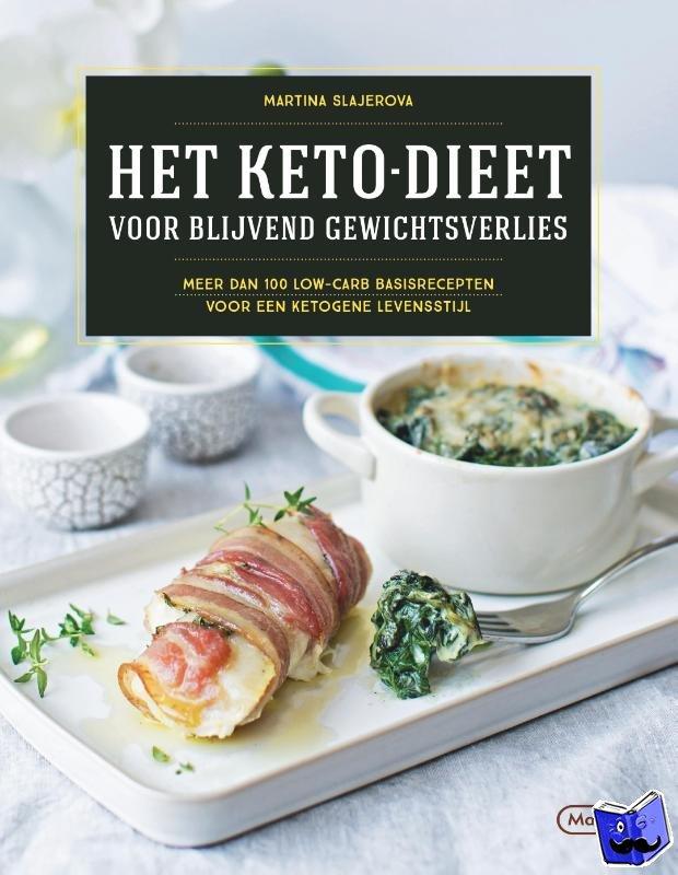 Slajerova, Martina - Het keto-dieet voor blijvend gewichtsverlies